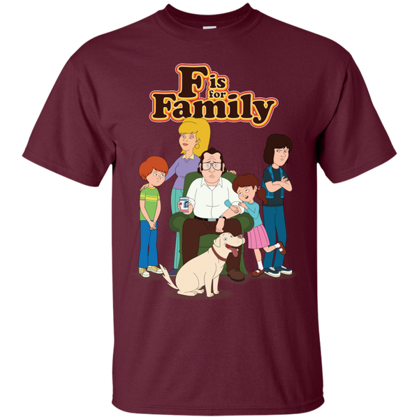 Family - Custom Ultra Cotton T-Shirt