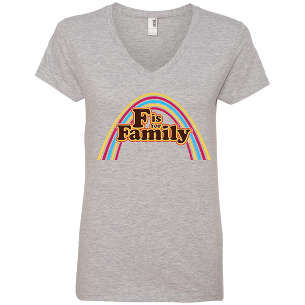 FIFF - Ladies' V-Neck Tee