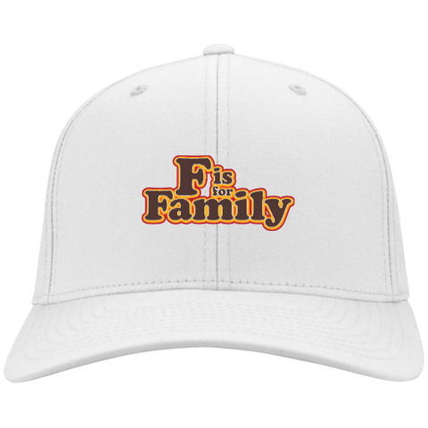 FIFF - Flex Fit Twill Baseball Cap