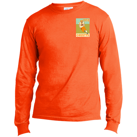 Rusty's Long Sleeve Made in the US T-Shirt