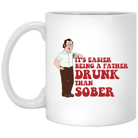Drunk Father -  11 oz. Mug