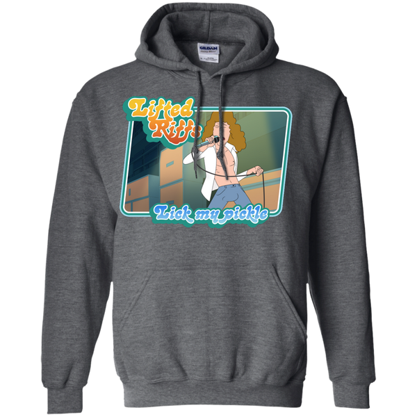 Lick My Pickle - Pullover Hoodie 8 oz