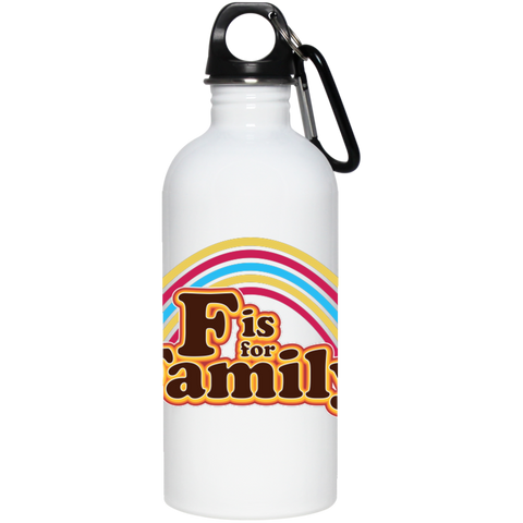FIFF - 20 oz Stainless Steel Water Bottle