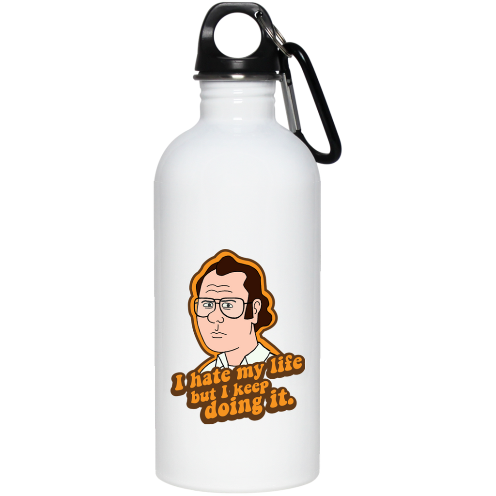 Frank - 20 oz Stainless Steel Water Bottle