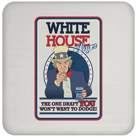 White House - Coaster