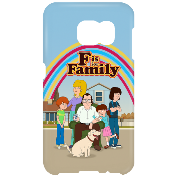 F Is For Family - Phone Cases