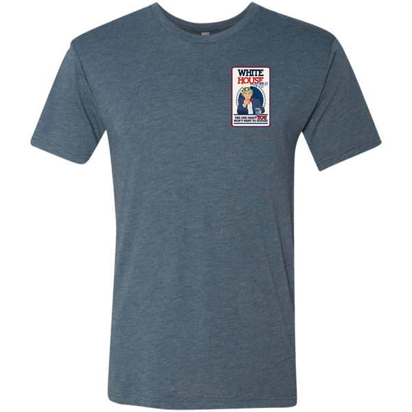White House - Next Level Men's Tri-Blend Tee