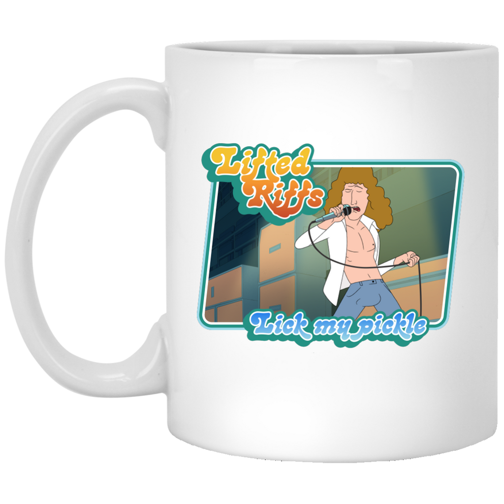 Lick My Pickle - 11 oz. Mug