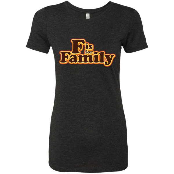 FIFF - Next Level Ladies Triblend T-Shirt
