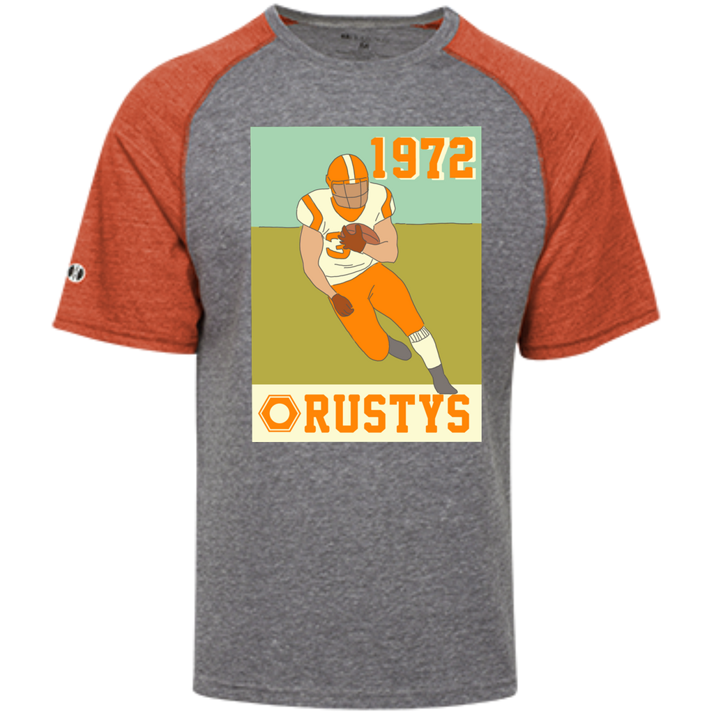 Rusty's - Tri-blend Heathered Shirt
