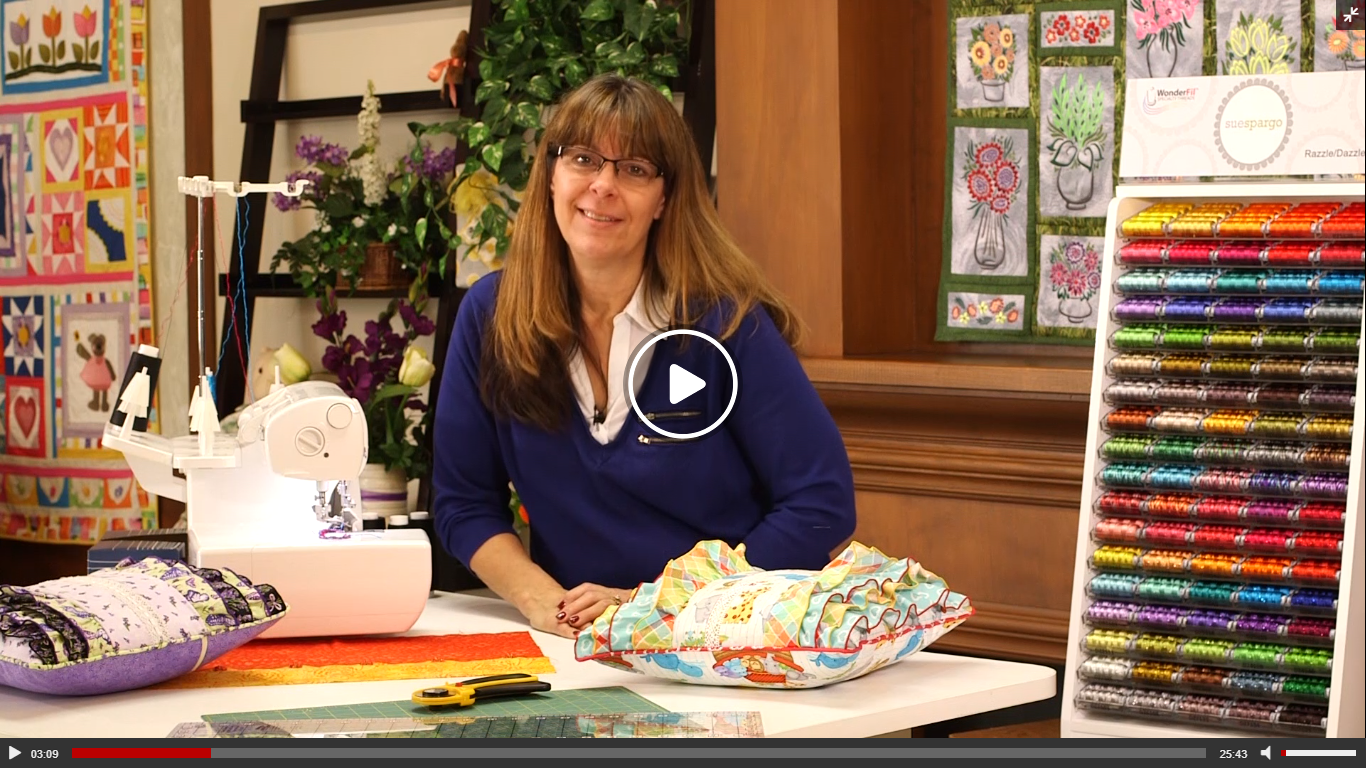 Quilting Video Tutorials