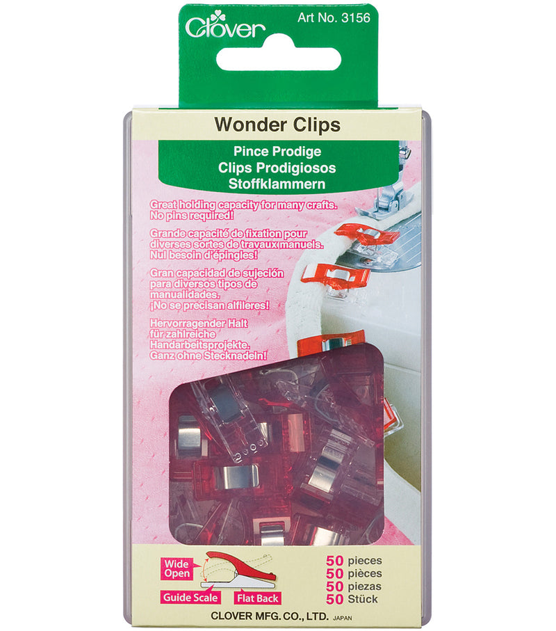 Wonderclips - Sew It Online
