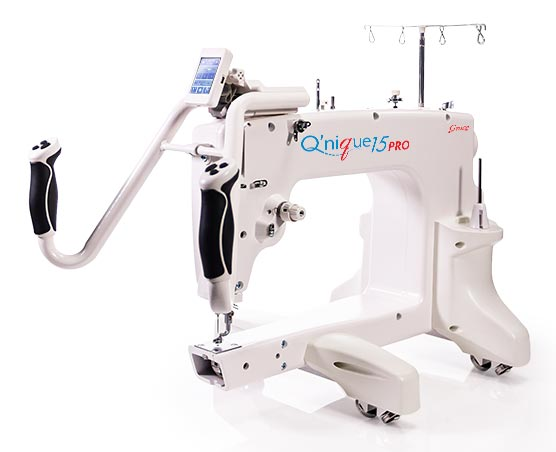 Q'nique 15 Pro Long Arm Quilting Machine