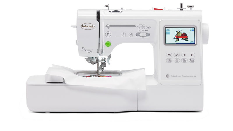 Babylock Verve - Sew It Online