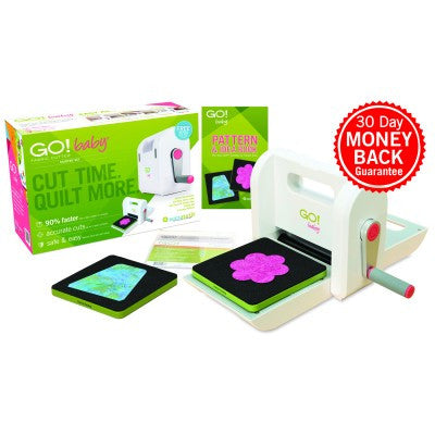 GO! Baby  Fabric Cutter Starter Set