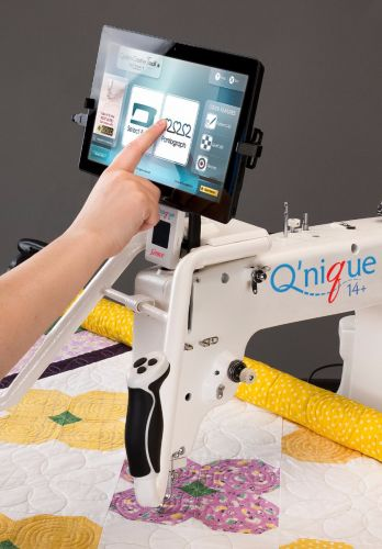 Grace Quilter's Creative Touch 4 Automation Software - Sew It Online