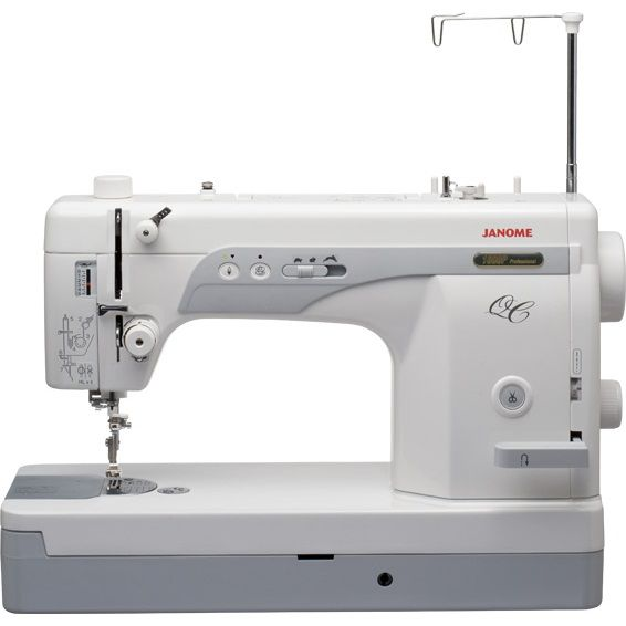 Janome 1600P-QC High-Speed Straight-Stitch Sewing & Quilting Machine