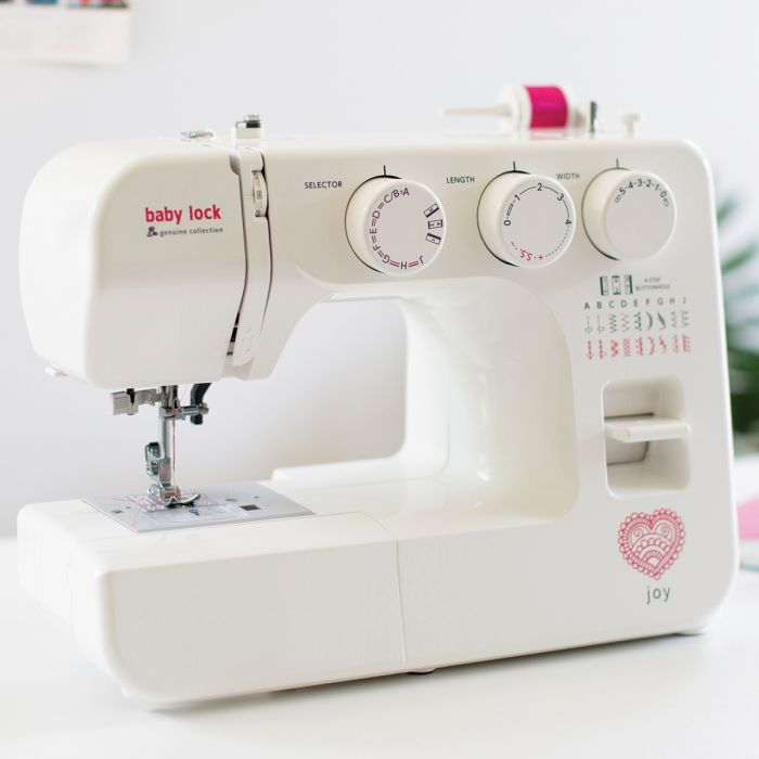 Baby Lock Joy Sewing Machine - Sew It Online