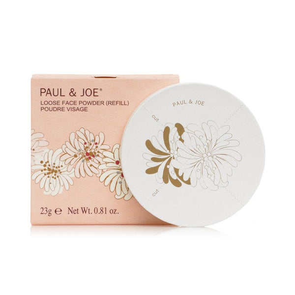 Paul & Joe - Loose Face Powder (Refill) - Velvet Scarlet