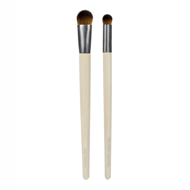 Ecotools - Ultimate Shade Duo Brush Set - Velvet Scarlet