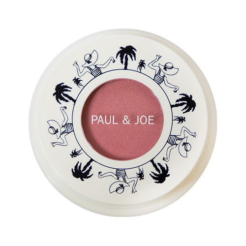 Paul & Joe - Limited Edition Gel Blush Fantasy - Velvet Scarlet