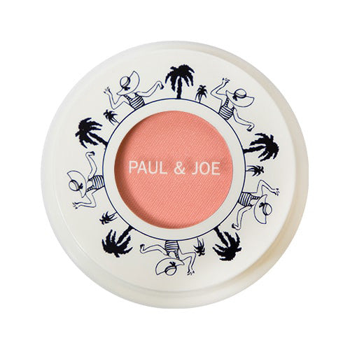Paul & Joe - Limited Edition Gel Blush Monde Imaginaire - Velvet Scarlet