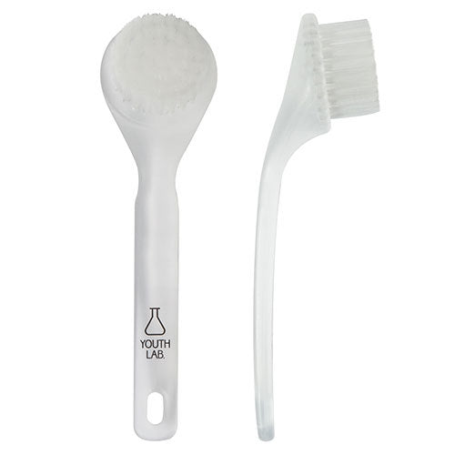 YOUTH LAB - Beauty Tool - Cleansing and Exfoliating Brush - Velvet Scarlet