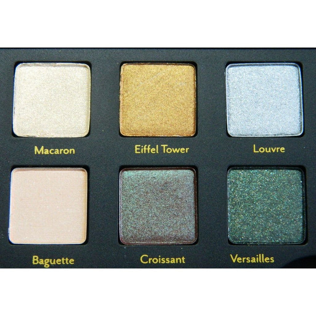Cargo - Let's Meet in Paris Palette - Velvet Scarlet