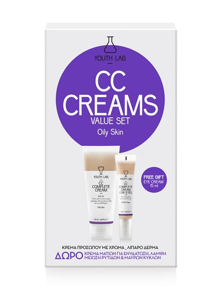 CC Complete Cream For Eyes