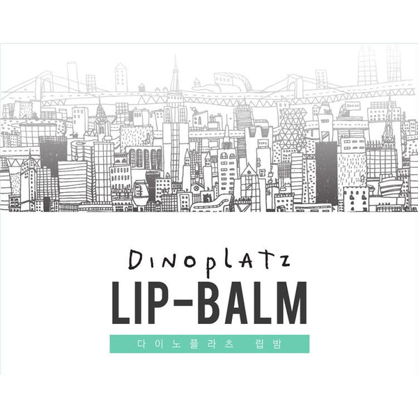 Too Cool for School - Dinoplatz Lip Balm Peach Melba - Velvet Scarlet
