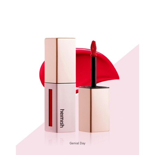 Heimish - Water Drop Lip Tint Genial Day - Velvet Scarlet