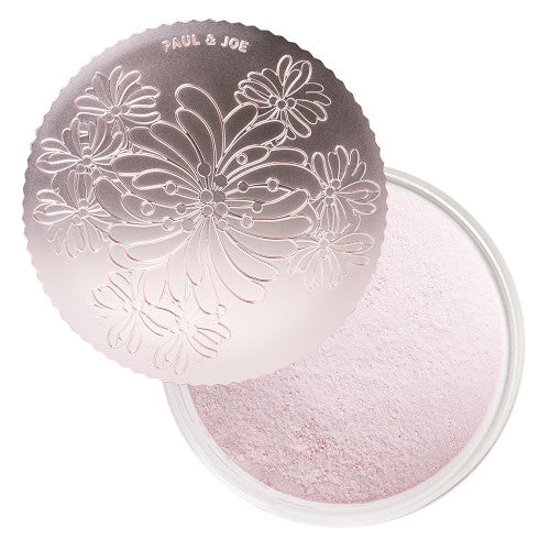Paul & Joe - Illuminating Loose Powder - Velvet Scarlet