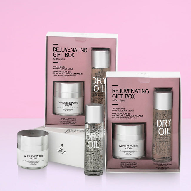 Rejuvenating Gift Box (all skin types)