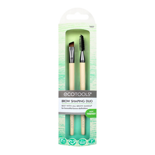 Ecotools - Brow Shaping Duo - Velvet Scarlet