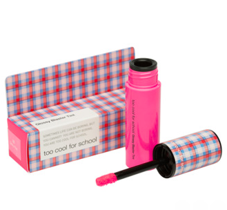 Too Cool for School - Glossy Blaster Tint Dinky Pink - Velvet Scarlet