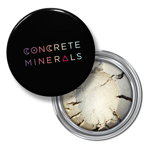 Concrete Minerals - Mineral Eyeshadow White Rabbit