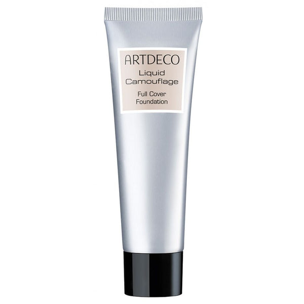 ARTDECO - Liquid Camouflage Full Cover Foundation - Velvet Scarlet