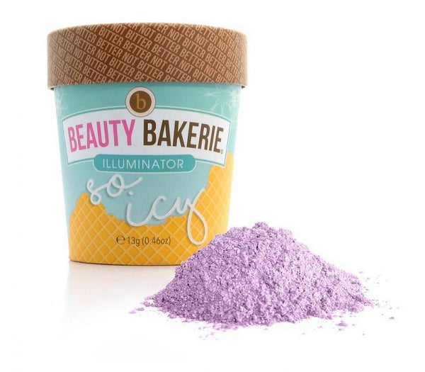 Beauty Bakery - So Icy Illuminator Jammed - Velvet Scarlet