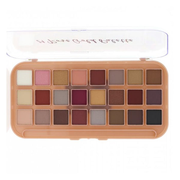 Beauty Treats - 24 Rose Gold Palette - Velvet Scarlet
