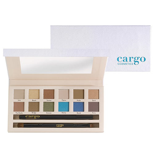 Cargo - Land Down Under Palette - Velvet Scarlet