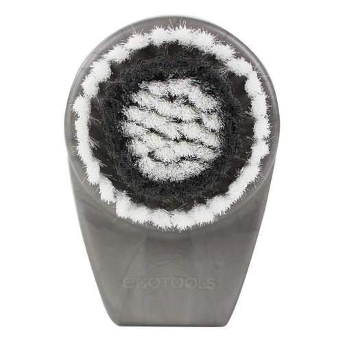 Ecotools - Facial Cleansing Brush - Grey - Velvet Scarlet