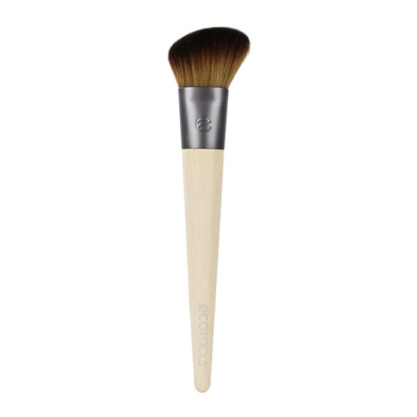 Ecotools - Skin Perfecting Brush - Velvet Scarlet