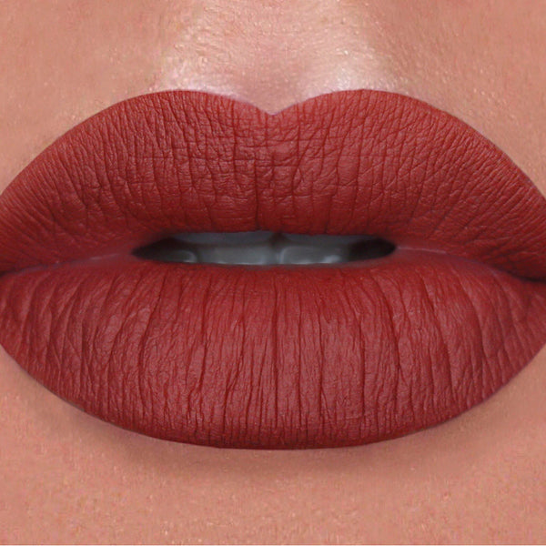 ARTDECO - Full Mat Lip Color Crimson Red - Velvet Scarlet