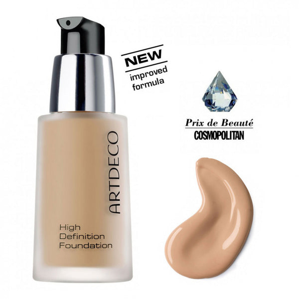 ARTDECO - High Definition Foundation - Velvet Scarlet