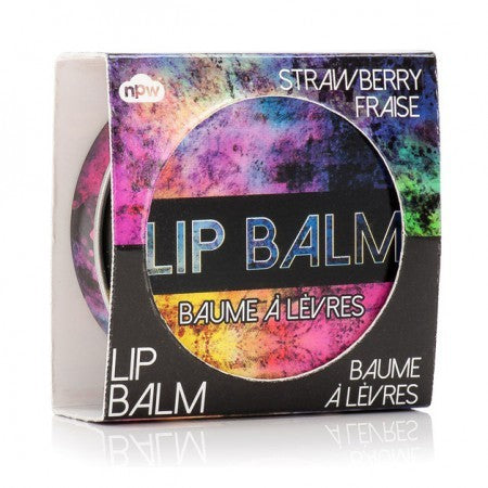 NPW - Lip Balm Strawberry - Velvet Scarlet