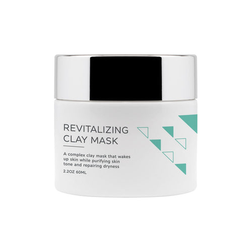 Revitalizing Clay Mask