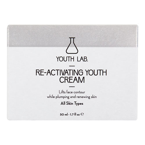 YOUTH LAB - Re-Activating Youth Cream - Velvet Scarlet