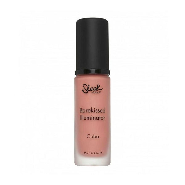 Sleek - Barekissed Illuminator Cuba - Velvet Scarlet