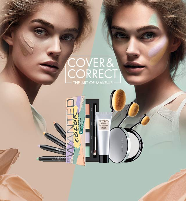 Most Wanted Color Correcting Palette