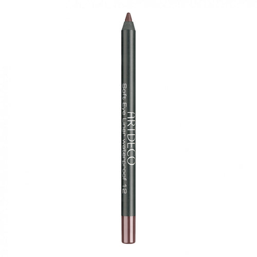 Soft Eye Liner Waterproof - Warm Dark Brown